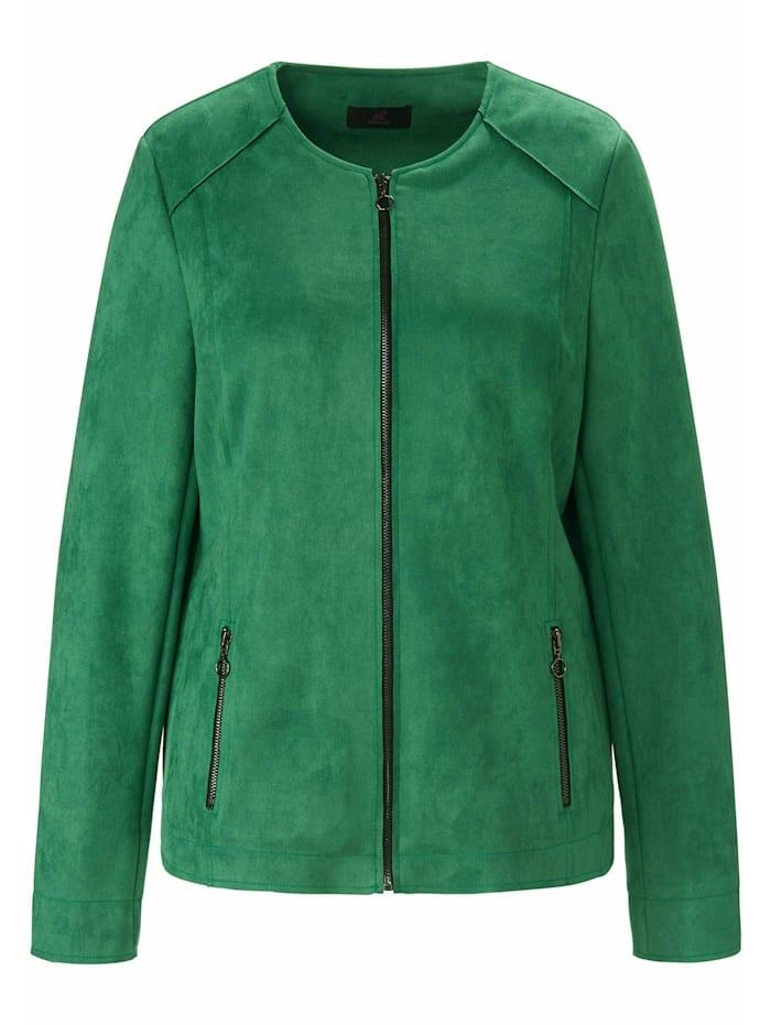Emilia Lay Jackenblazer Jacke ., grün