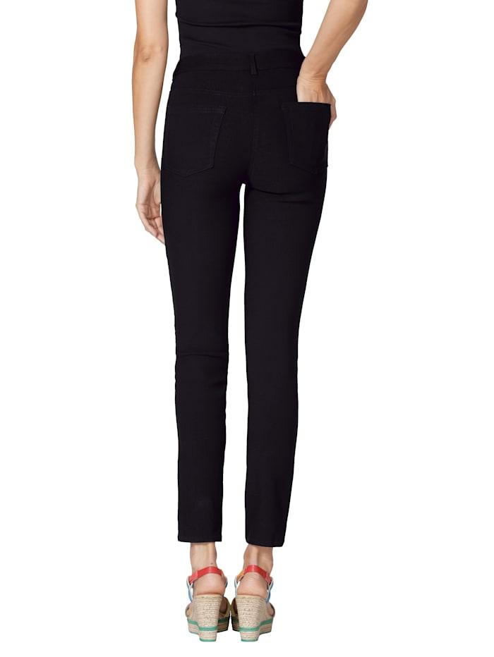 Jeans van elastisch materiaal