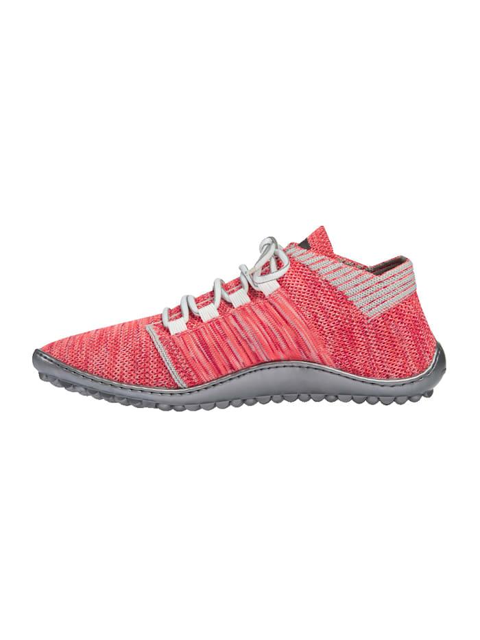 Leguano Leguano Beat rose Chaussures 'pieds nus', Rouge