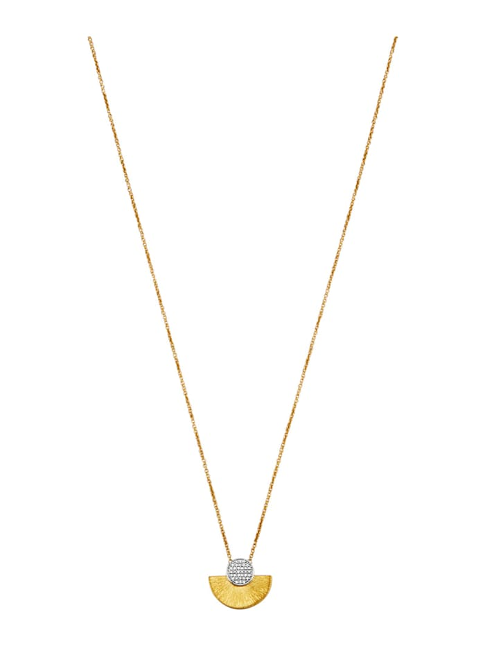Diemer Diamant Collier aus Diamanten, Weiß