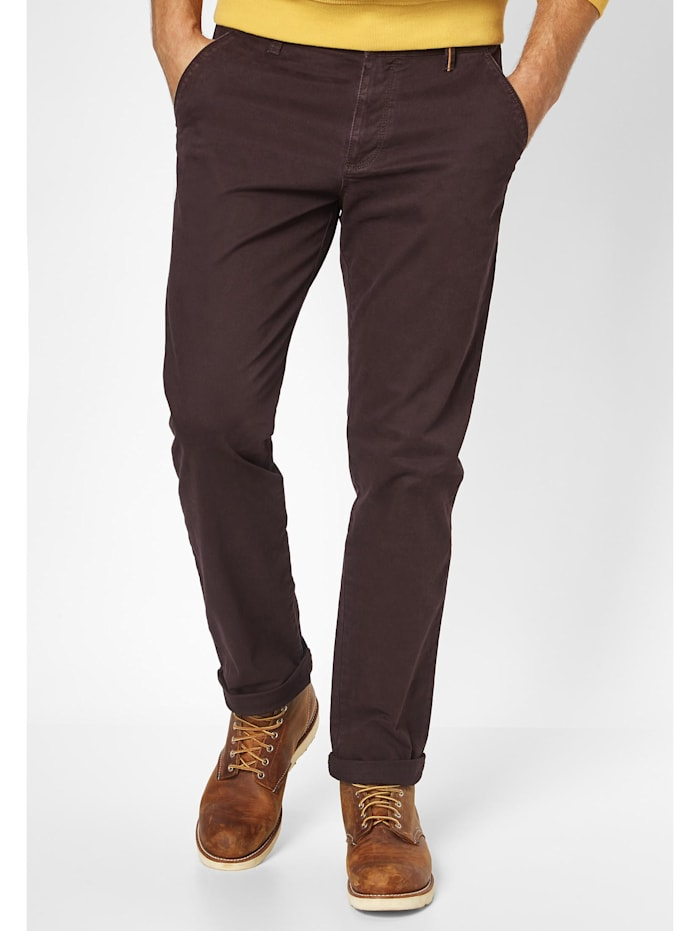 Redpoint Must Have Stretch Chino Odessa, plum