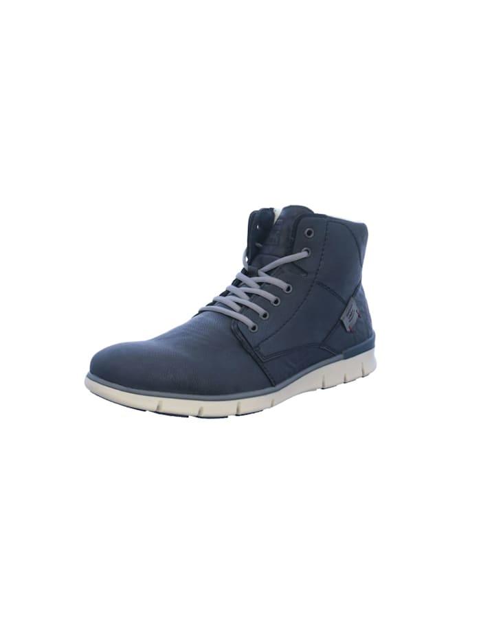 Rieker Stiefel, blau