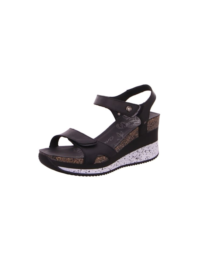 Panama Jack Sandalen/Sandaletten, schwarz