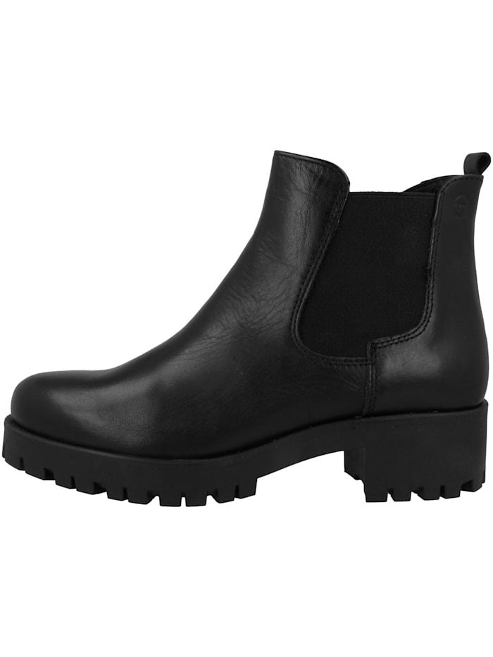 Tamaris Boots 1-25435-25, schwarz