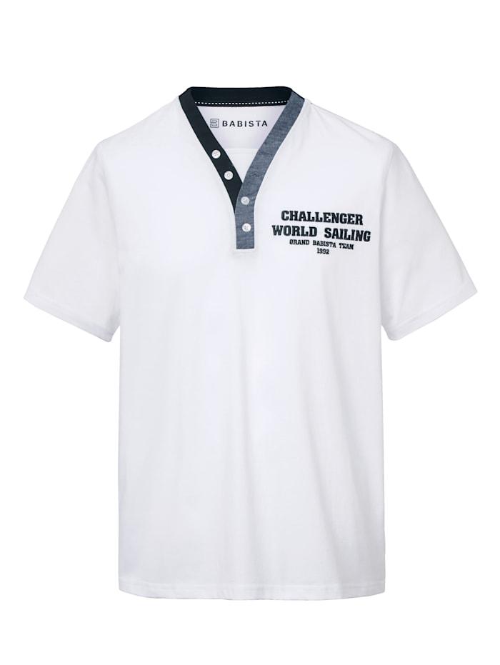 BABISTA T-shirt, Blanc