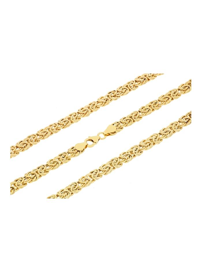 Diemer Gold Königskettenarmband in Gold 585 | Klingel