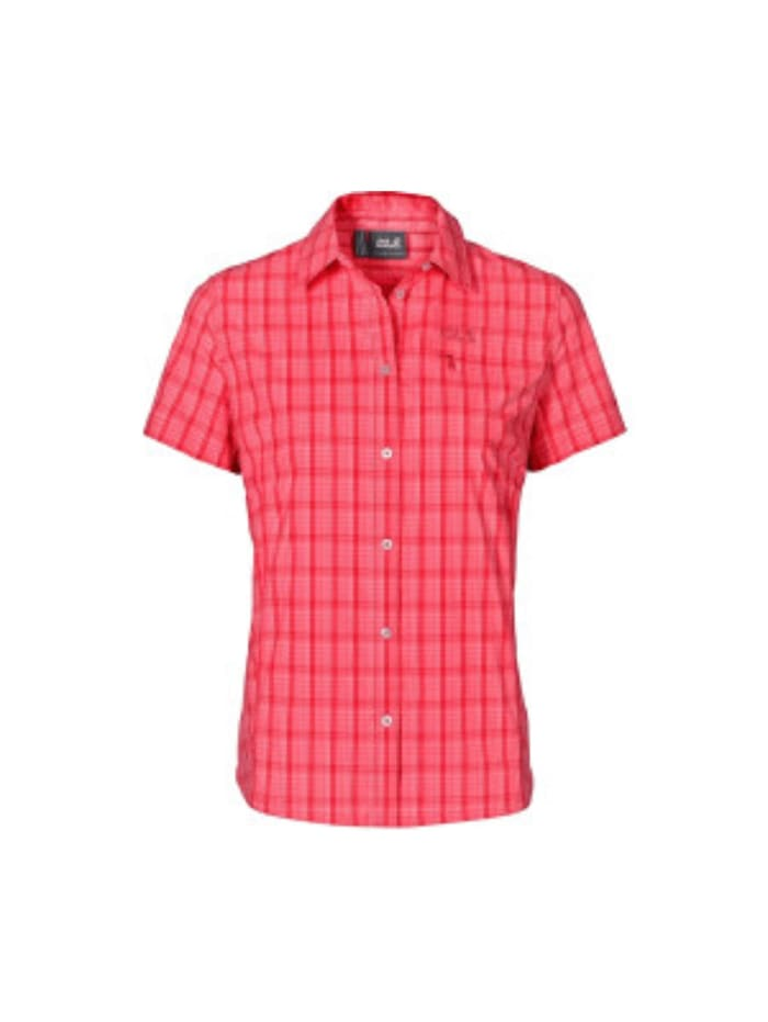 Jack Wolfskin Jack Wolfskin Hemd Centarua Stretch, Rot