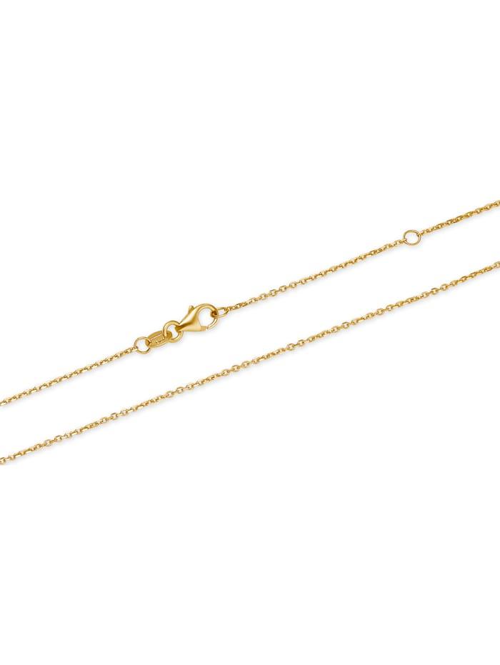 CHRIST Pearls Damen-Kette 375er Gelbgold