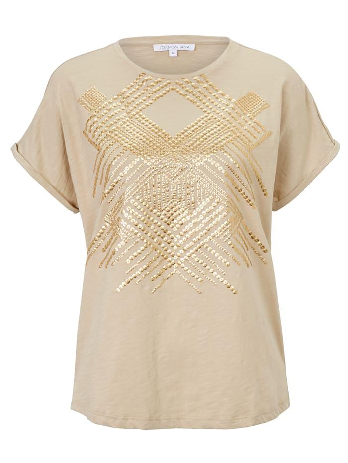 Tramontana T-Shirt, Beige