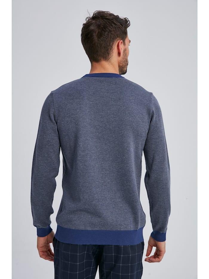 Pullover Orsino mit Rundhalsausschnitt