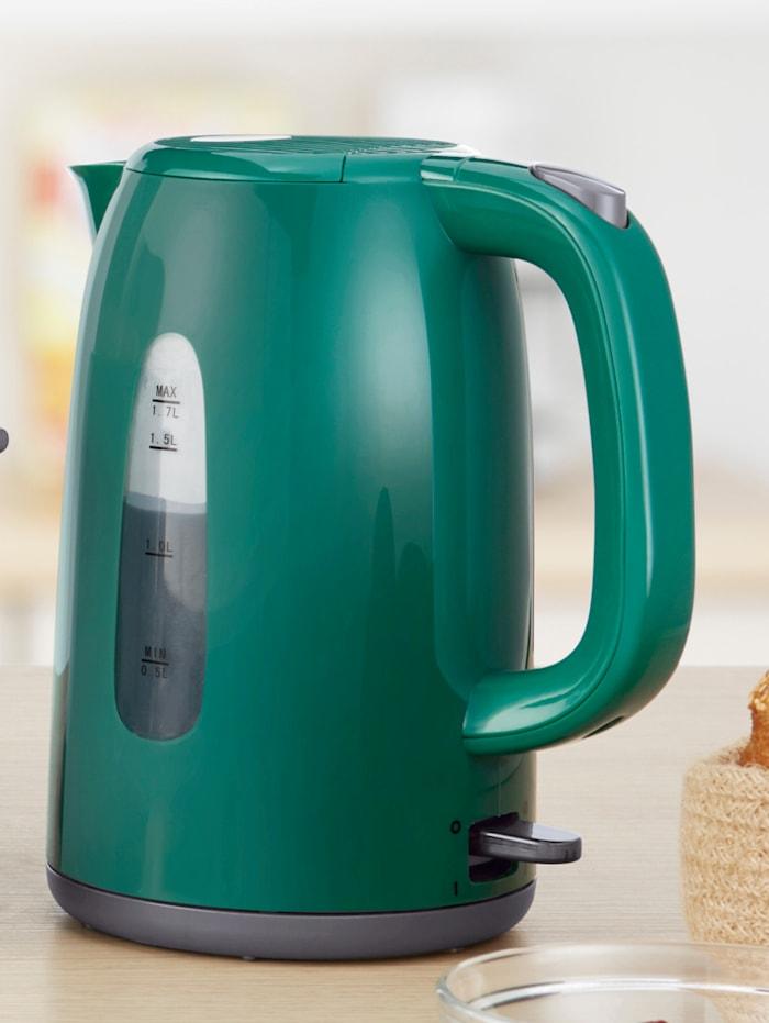 efbe-Schott Kabelloser Wasserkocher SC WK 1080.1, grün, grün