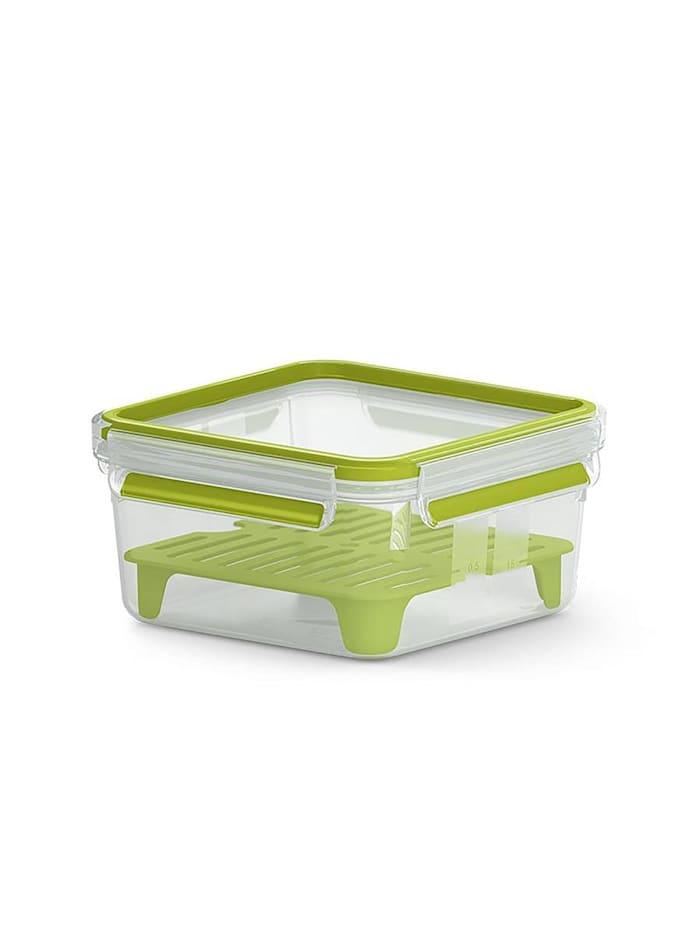 Sandwichbox XL mit Einsatz Clip   Go