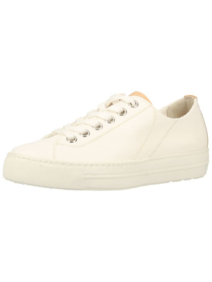 Paul Green Paul Green Sneaker, Weiß/Braun