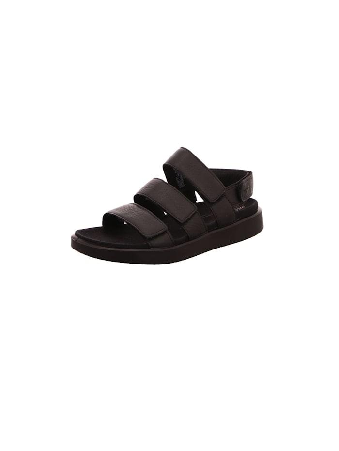 Ecco Sandale Sandale, schwarz