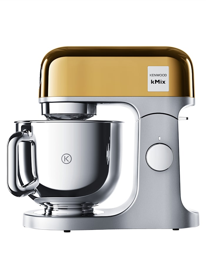 Kenwood Keukenmachine KMX760YD, goudkleur