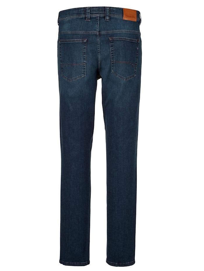 Jeans med dualFX-teknologi