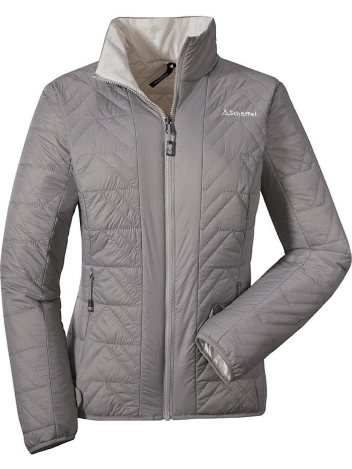 Schöffel Schöffel Jacke Ventloft Jacket Spa, Grau