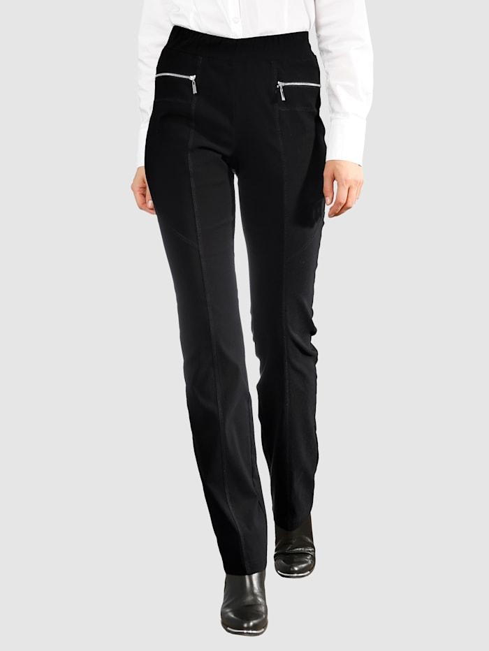 Pantalon coupe Lotta straight