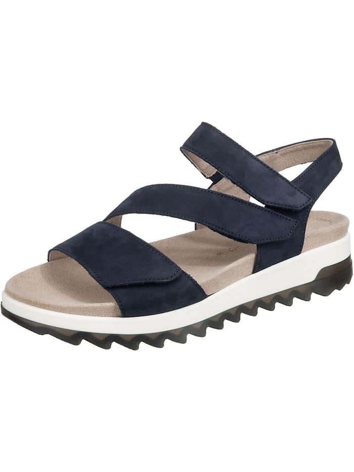 Gabor Komfort-Sandalen, blau