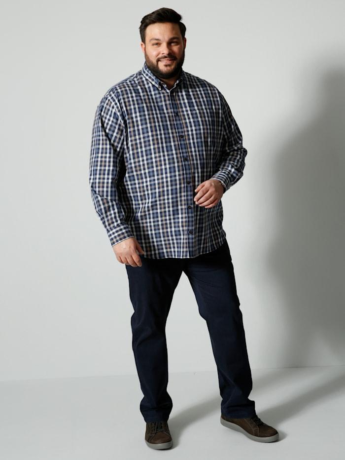 Overhemd in speciale pasvorm