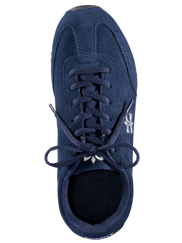 Leisure lace shoe Sporty look