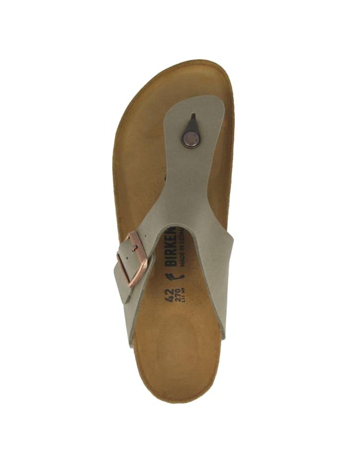 Sandale Ramses Birko-Flor Nubuk normal