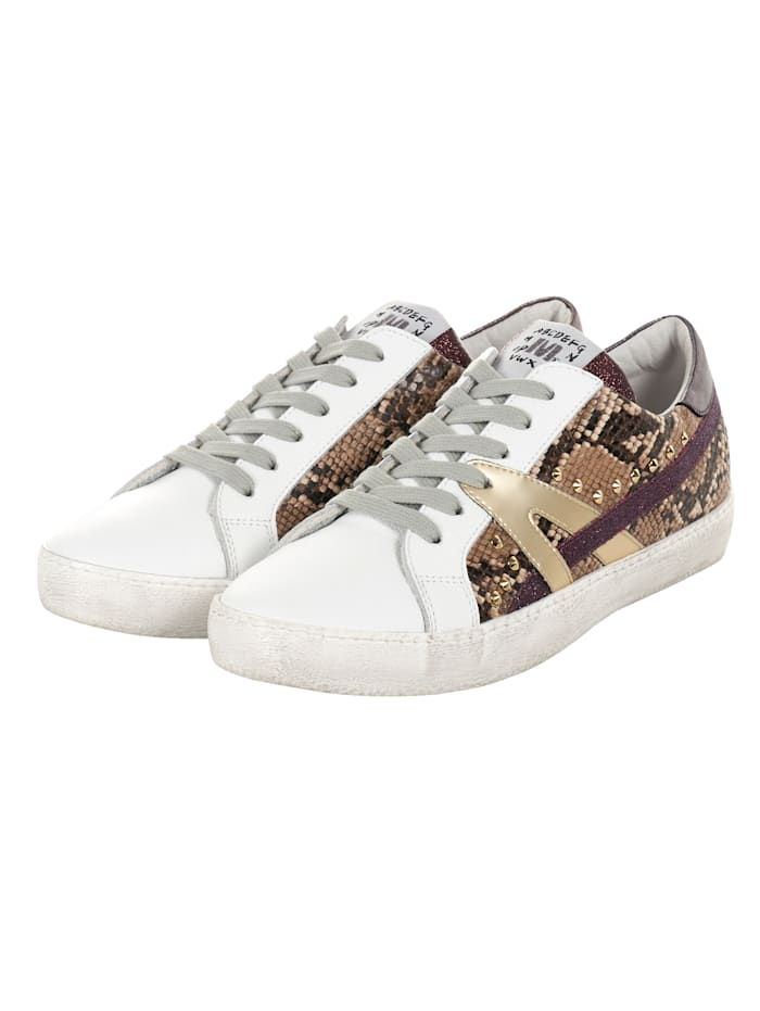 Méliné Sneaker, Weiß