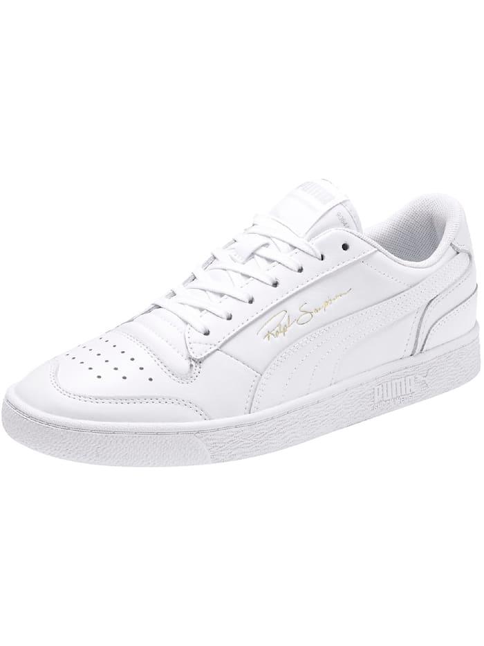 Puma Ralph Sampson Lo Sneakers Low, weiß