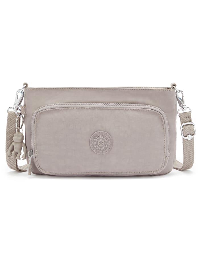 Kipling Basic Myrte Umhängetasche 24 cm, grey gris