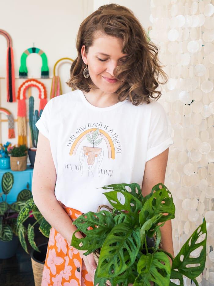"T-Shirt ""Plants"""