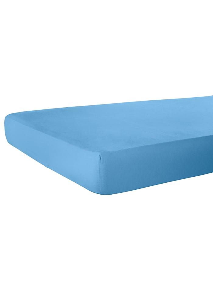 Webschatz Hoeslaken, blauw