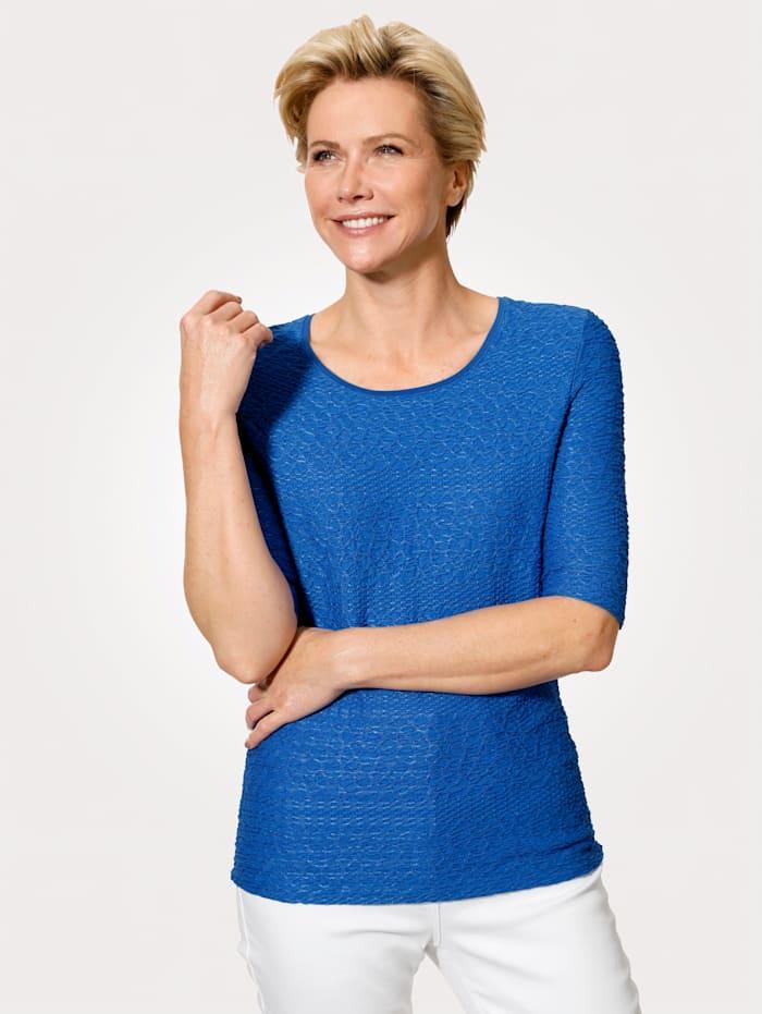 Barbara Lebek Shirt, Royalblau