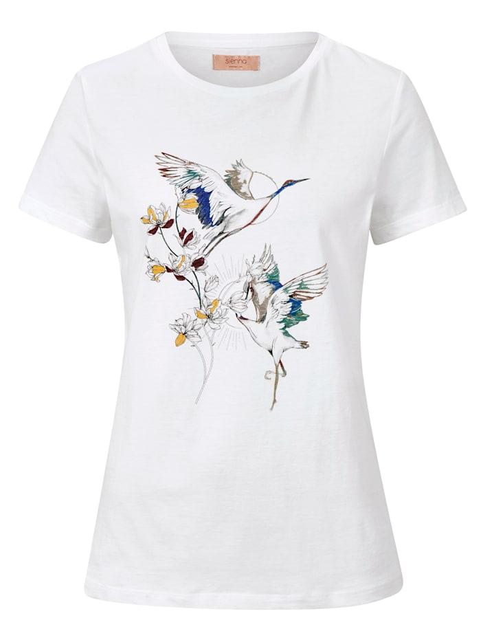SIENNA T-Shirt, Off-white