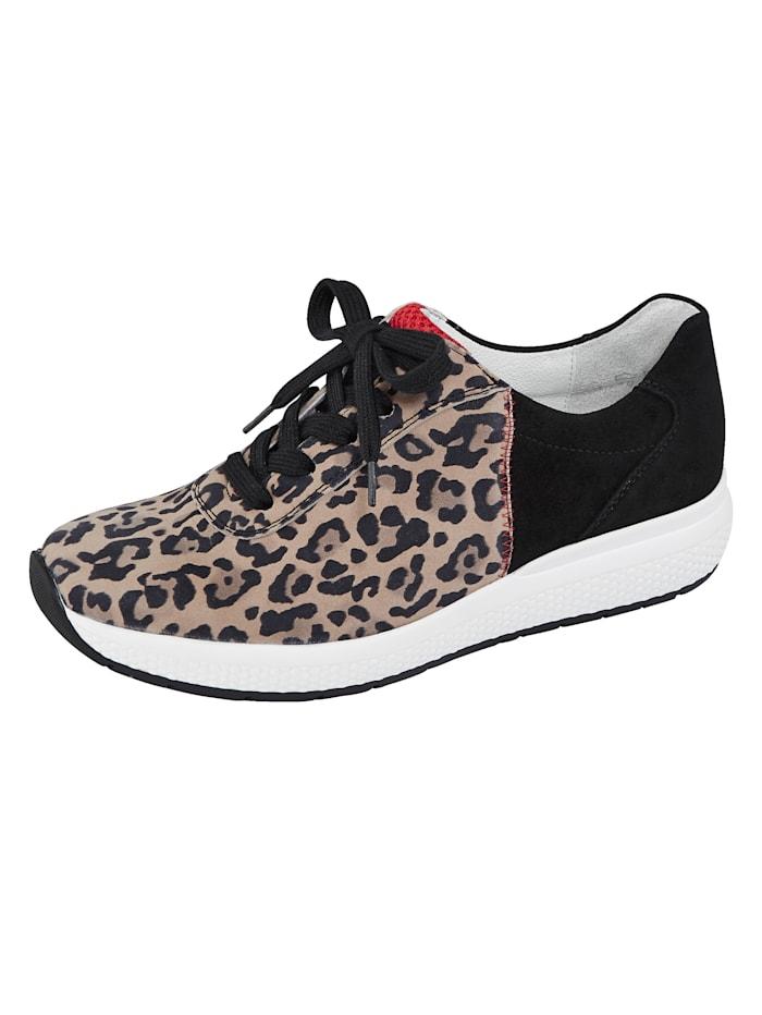 Vamos Active Chaussures de sport, Marron/Noir
