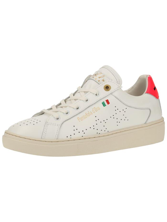 Pantafola d'Oro Pantafola d'Oro Sneaker, Weiß/Pink