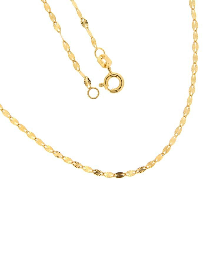 Grazielli Armband in Gelbgold 375, Gelb