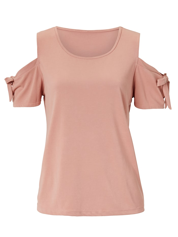 Mellow Peach T-Shirt, Rosé