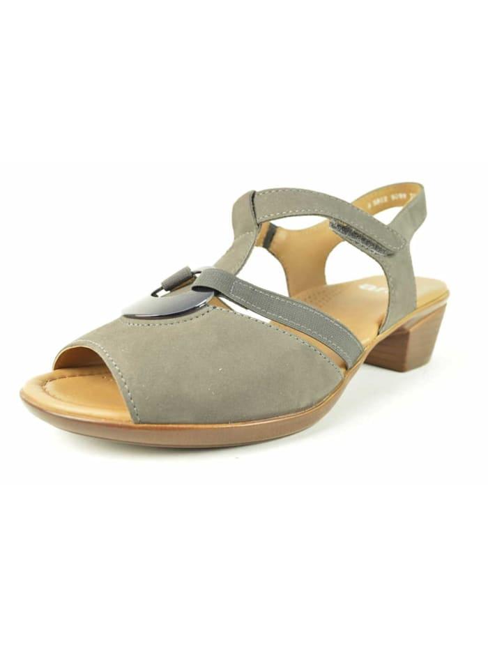 Ara Damen Sandale in braun, braun