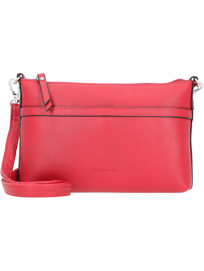 Tom Tailor Savona Clutch Tasche 23 cm, red