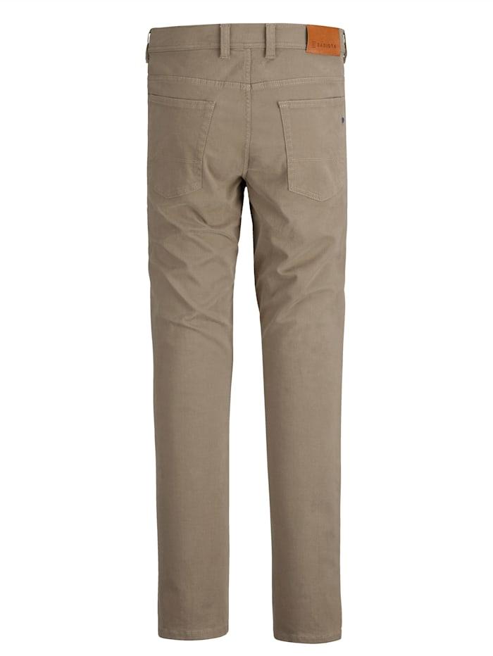 Pantalon en coton recyclé