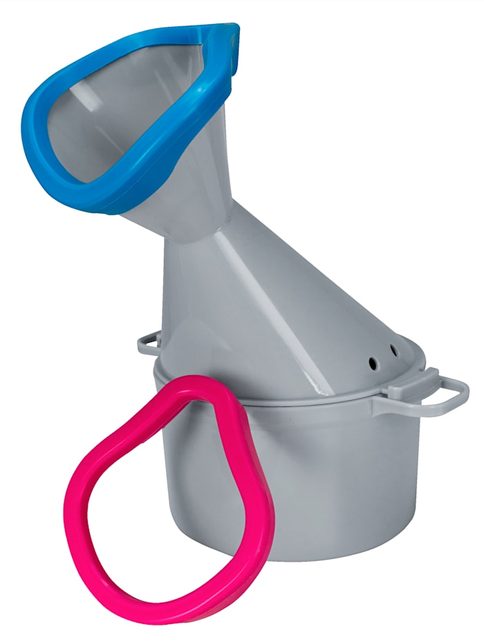 Hydas Inhalateur premium, Rose vif, bleu