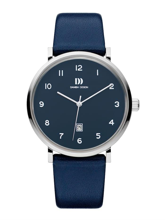 Danish Design Herrenuhr 3314558, Blau
