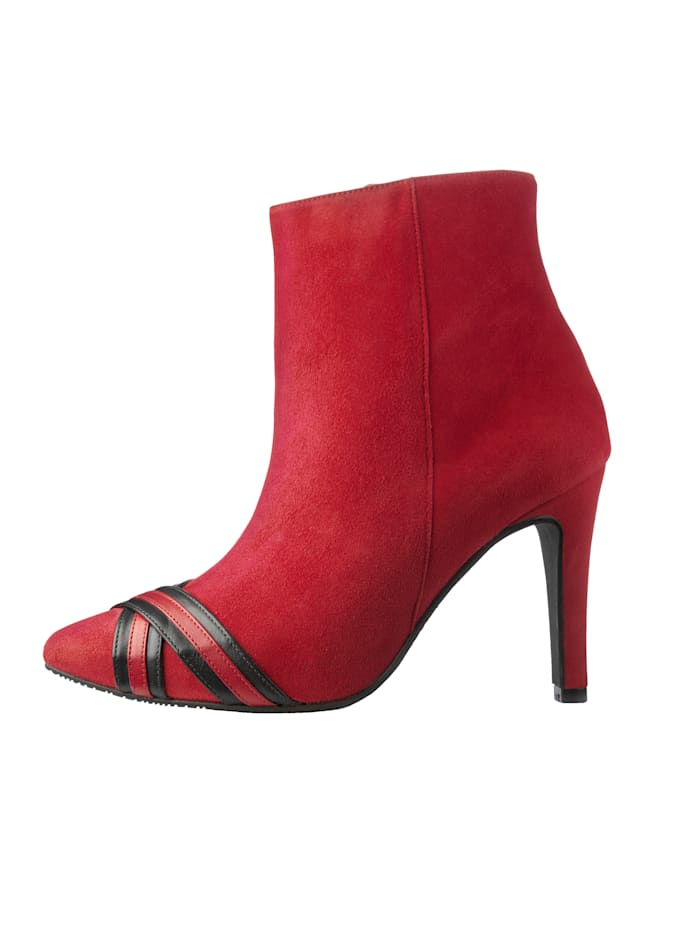 Ankle Boots fine suede