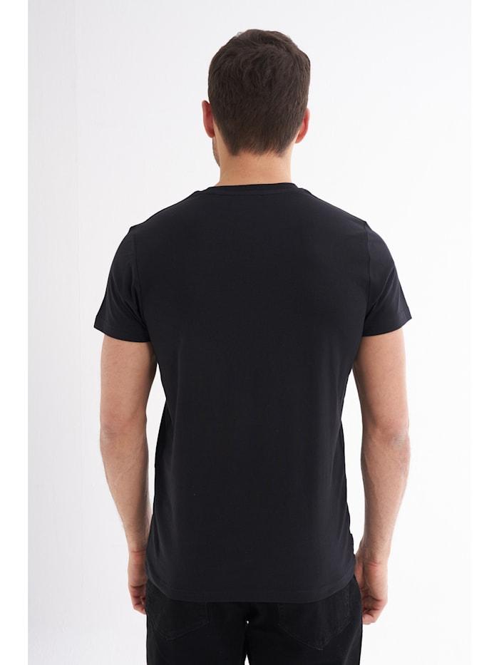T-Shirt Walter mit Rundhalsausschnitt
