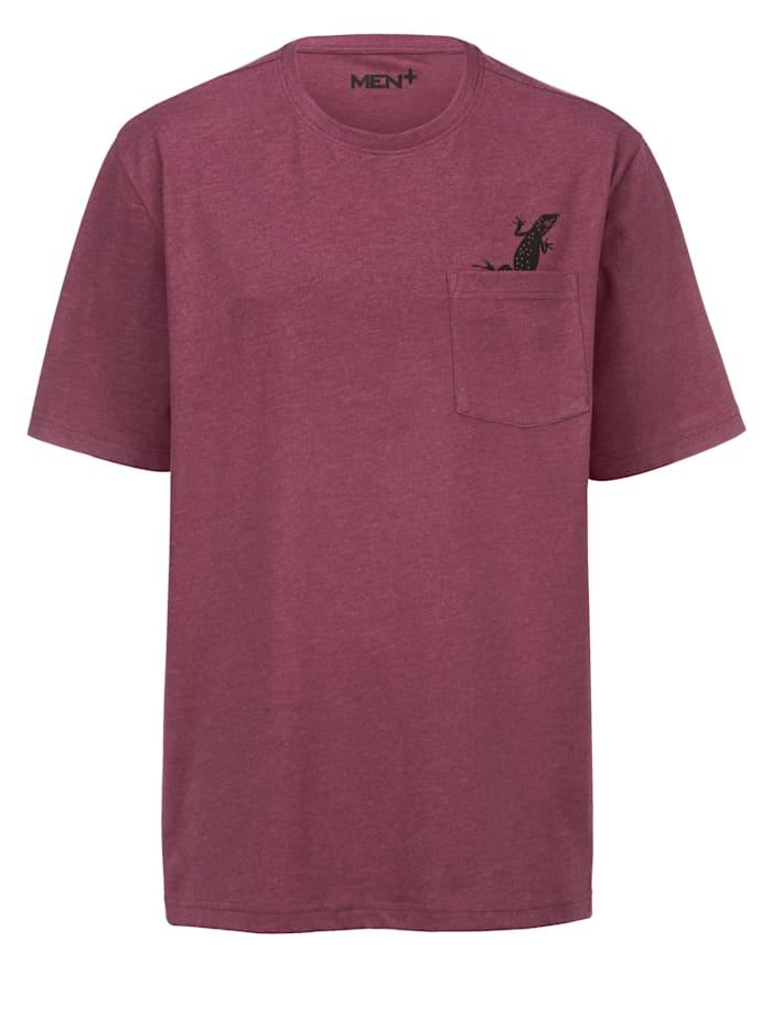 Tričko s náprsným vreckom