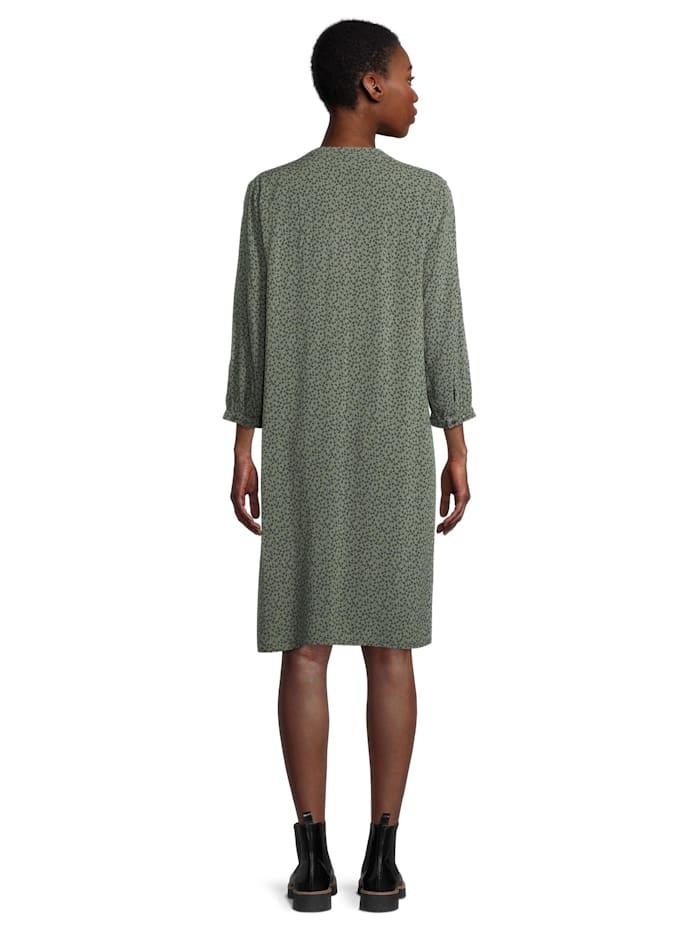 Tunikakleid mit Muster
