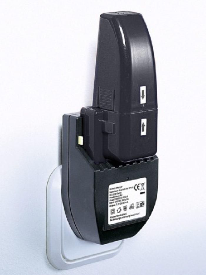 DS Produkte Swivel Sweeper Ersatz-Akku, schwarz