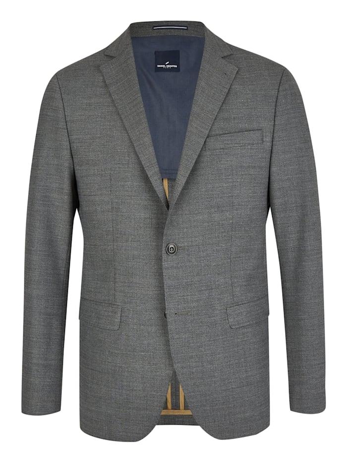Daniel Hechter DH-ECO Modern-Fit Anzug-Sakko, graphite