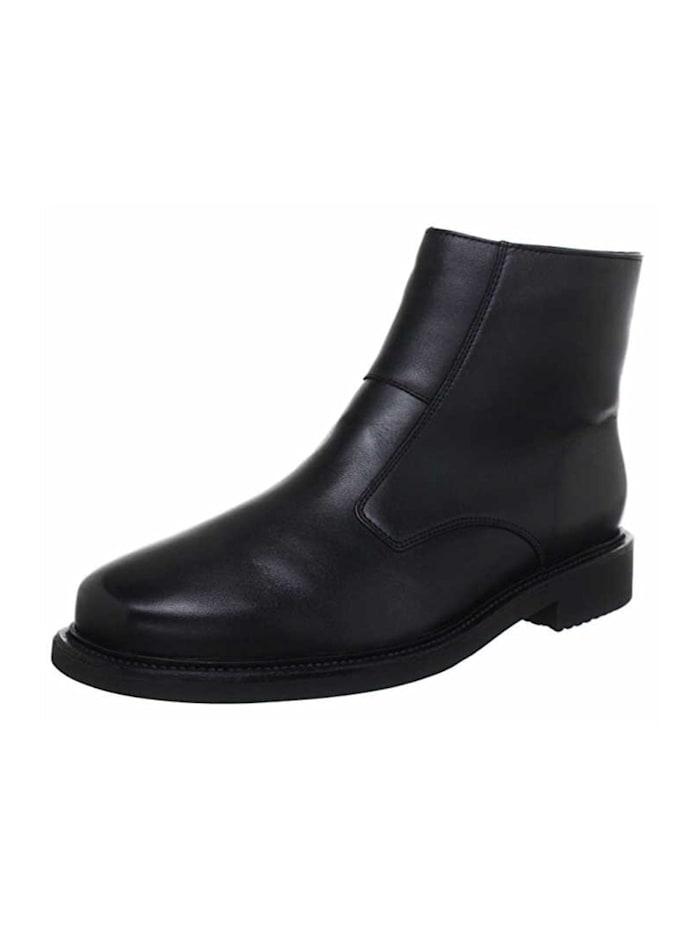 Sioux Herren Stiefel in schwarz, schwarz
