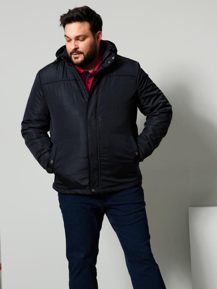 Men Plus Jacke Spezialschnitt, Marineblau